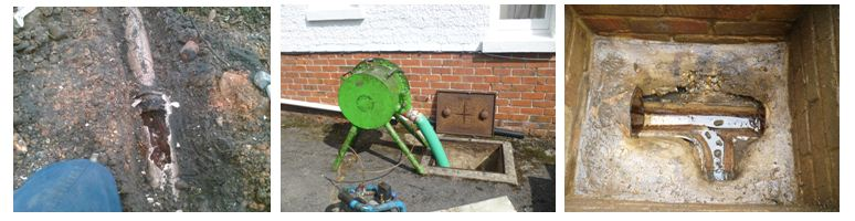 Drainage Services Poole